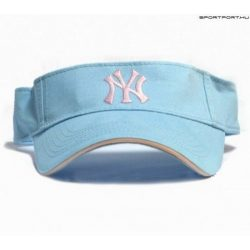 New York Yankees Visor - kék baseball sapka