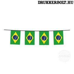 Brazil zászlófüzér / Brazília girland (5 méteres)