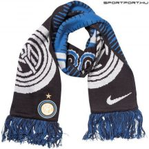 Nike Inter Milan sál - szurkolói sál (hivatalos Nike Internazionale klubtermék)