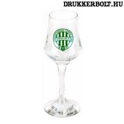 Ferencváros felespohár / pálinkás pohár Fradi szurkolóknak