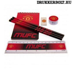 Manchester United 5 darabos iskola szett - eredeti, liszenszelt klubtermék!
