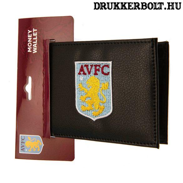 Aston Villa FC bőr pénztárca - eredeti, liszenszelt klubtermék!!!