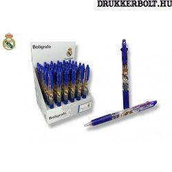 """Real Madrid """"Trikolor"""" toll - 3 színű golyóstoll - eredeti klubtermék!"""