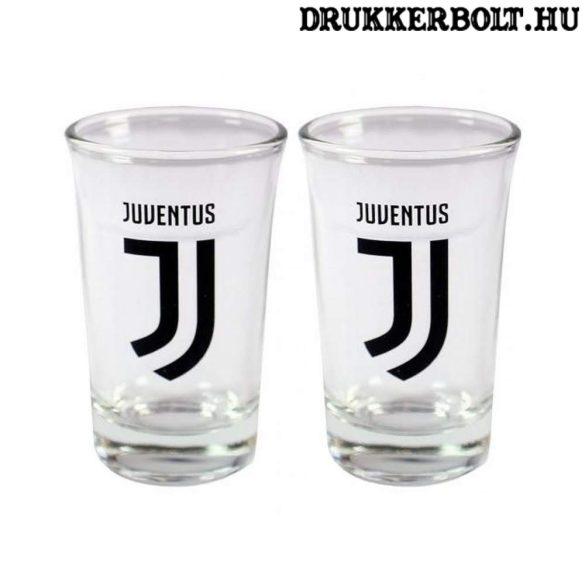 Juventus felespohár szett - 2 db-os Juve kupicás pohár