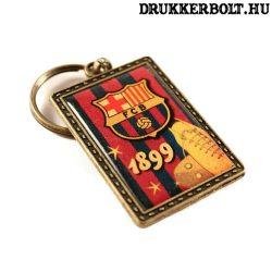 """FC Barcelona kulcstartó """"1899"""" - eredeti, hivatalos klubtermék"""