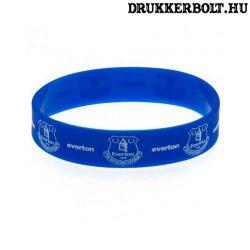 Everton csuklópánt / szilikon karkötő - eredeti szurkolói termék