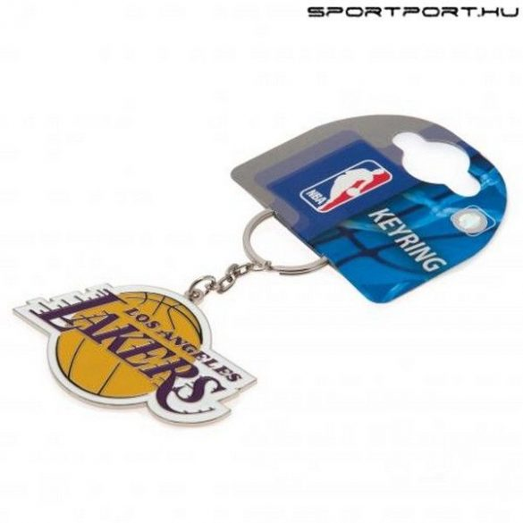 Los Angeles Lakers NBA kulcstartó - eredeti, hivatalos klubtermék