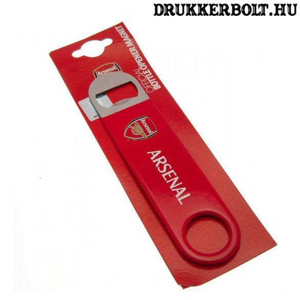 Arsenal Fc sörnyitó/ hűtőmágnes - eredeti Gunners klubtermék!
