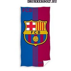 FC Barcelona törölköző - liszenszelt, eredeti klubtermék !!!
