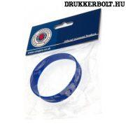 Rangers csuklópánt / Rangers szilikon karkötő