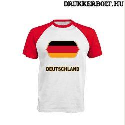 Német válogatott szurkolói póló - Deutschland póló (pamut)