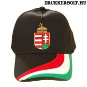Hungary sapka (baseball) - piros magyar baseballsapka (magyar válogatott)