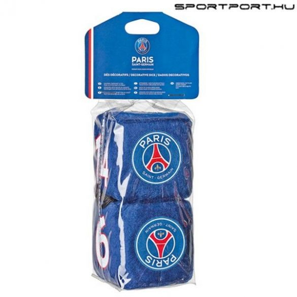 Paris Saint Germain plüss dobókocka - eredeti PSG termék