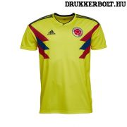 Adidas Columbia junior mez - eredeti, hivatalos Kolumbia gyerek mez (hazai)