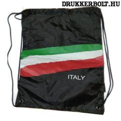 Italy tornazsák / zsinórtáska - hivatalos Olasz szurkolói termék