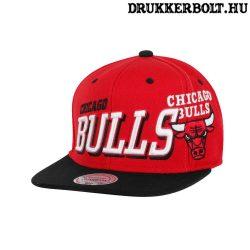 Chicago Bulls snapback (Mitchell & Ness) - eredeti NBA Bulls baseball sapka