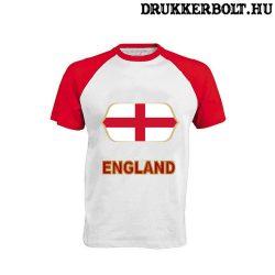 Angol válogatott szurkolói póló - England póló (pamut)