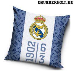 Real Madrid kispárna - eredeti, hivatalos Real Madrid ajándéktárgy