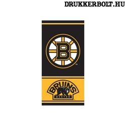 Boston Bruins törölköző - Boston Bruins óriás strandtörölköző (eredeti NHL klubtermék)