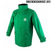 Ferencváros kabát / Fradi dzseki - FTC kabát kapucnival (zöld)