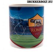 AS Roma bögre - limitált kiadású Champions League bögre Roma címerrel