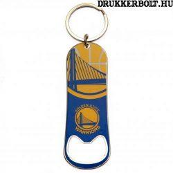 Golden State Warriors kulcstartó sörnyitóval - eredeti, hivatalos NBA termék