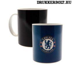 Chelsea bögre - hőképes bögre (meleg ital hatására jelenik meg a logó)