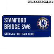 Chelsea Fc utcanév tábla - eredeti, hivatalos klubtermék
