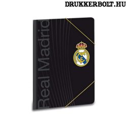 Real Madrid dosszié (A/5 fekete)