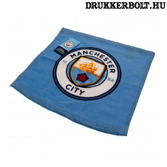 Manchester City mini törölköző (kéztörlő / arctörlő)