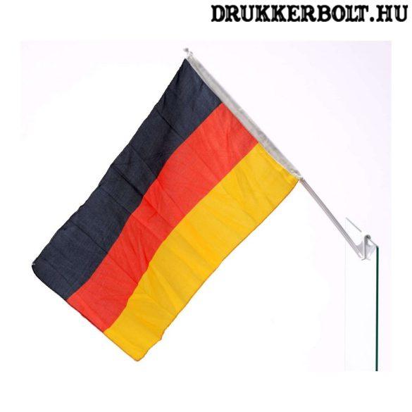 Németország autós zászló (30 x 45 cm)