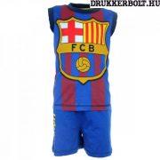 Fc Barcelona gyerek szett - FC Barcelona póló és nadrág szett