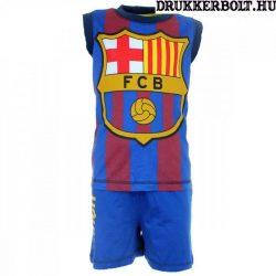 Fc Barcelona gyerek szett - FC Barcelona póló és nadrág szett (4 éves)