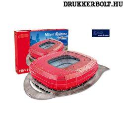Bayern München puzzle (Allianz Arena) - eredeti Bayern München 3D kirakó