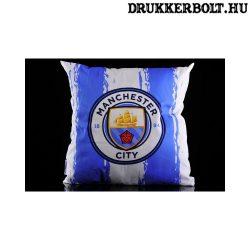 Manchester City kispárna (35x35 cm) - eredeti Man City párna