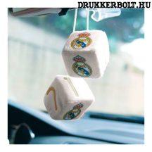 Real Madrid plüss dobókocka - eredeti Real Madrid termék