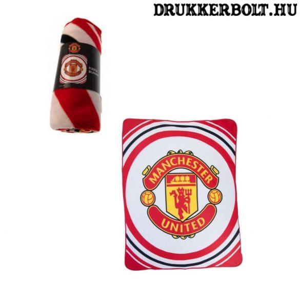 Manchester United polár takaró - eredeti Man United takaró