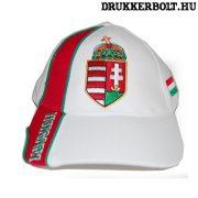 Hungary Baseball - fehér magyar baseballsapka (magyar válogatott)