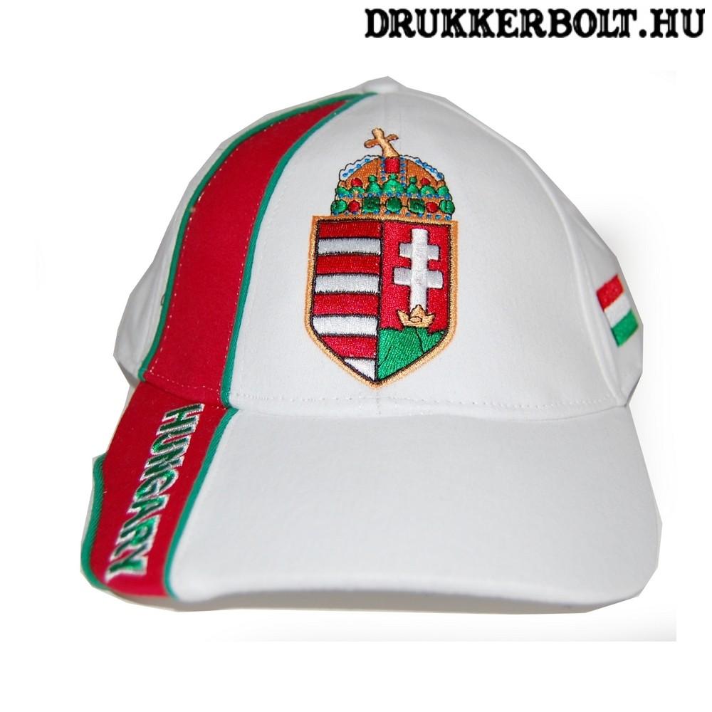 5c7df74df8 Hungary Baseball - fehér magyar baseballsapka (magyar válogatott ...