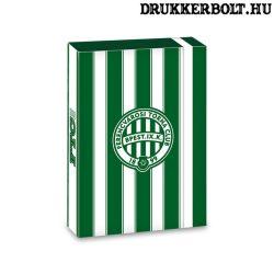 Ferencváros füzetbox ( A/5 méretű Fradi borító ) - hivatalos FTC termék