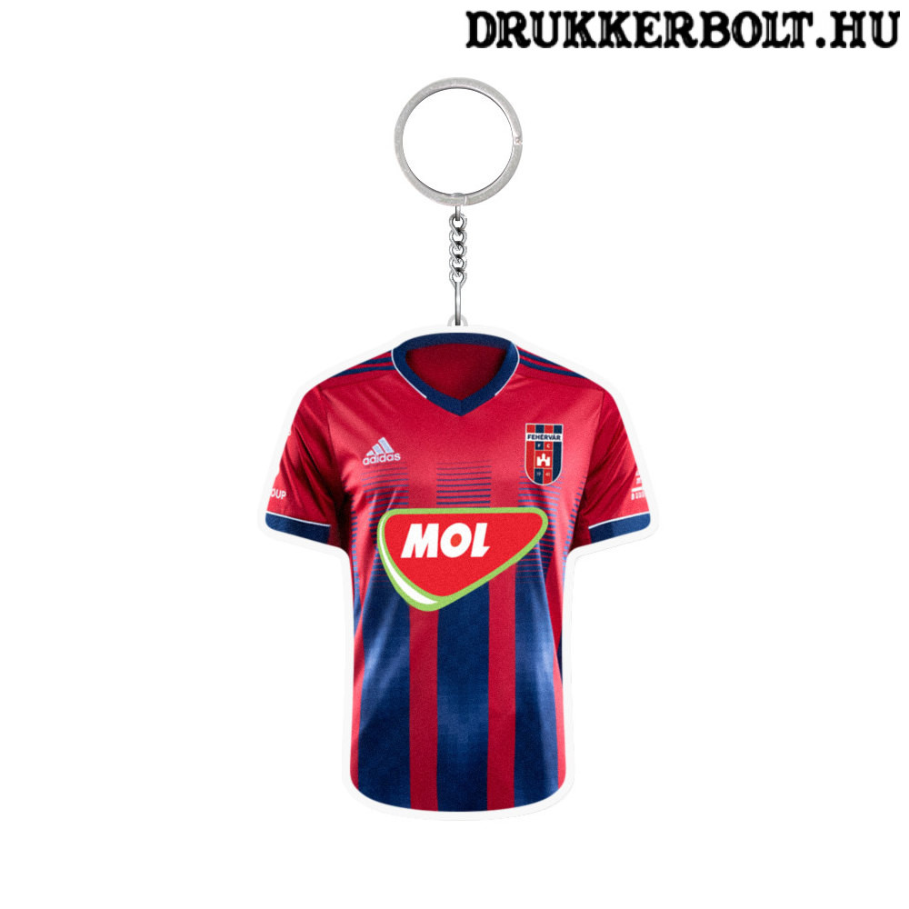 7270f4610a Videoton FC kulcstartó - eredeti, hivatalos klubtermék ...