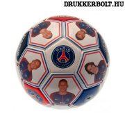 """Paris St. Germain """"Photo"""" labda - normál (5-ös méretű) PSG focilabda a csapat tagjainak képeivel"""