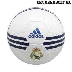 Adidas Real Madrid labda - normál méretű (5-ös) Real Madrid focilabda (fehér)