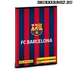 FC Barcelona kockás füzet A/5 méretben (négyzethálós 2732)