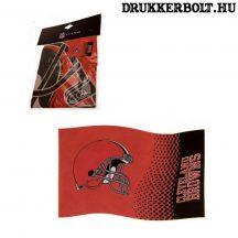 Cleveland Browns zászló -hivatalos  NFL zászló (eredeti, hologramos klubtermék)