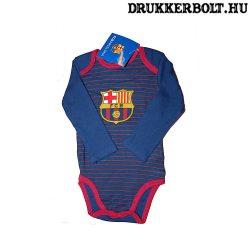Fc Barcelona body babáknak (sötétkék) - eredeti, hivatalos klubtermék!