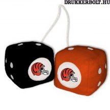 Cincinnati Bengals plüss dobókocka - eredeti NFL termék