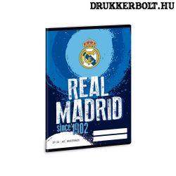 Real Madrid kockás füzet A/5 méretben (2732) négyzethálós