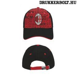 AC Milan baseball sapka (fekete) - eredeti, hivatalos klubtermék