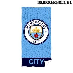 Manchester City strandtörölköző - hivatalos, liszenszelt klubtermék
